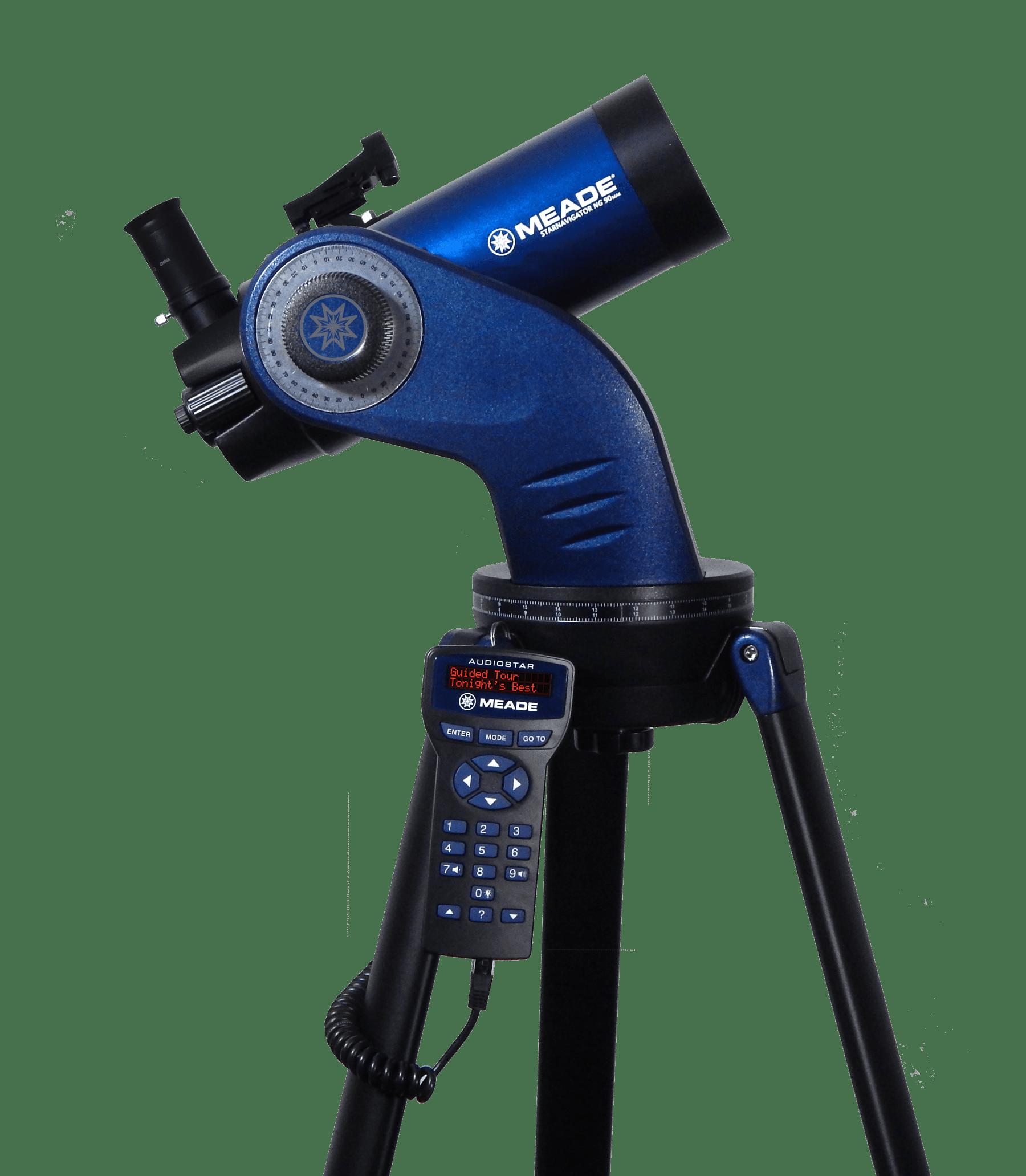 Meade Instruments StarNavigator NG 90mm Maksutov-Cassegrain Telescope by Meade Instruments