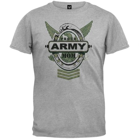 Us Army   Proud Mom T Shirt