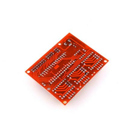 CNC Shield V4 Engraving Machine Stepper Motor Driver for Printer Arduino NANO - image 4 of 7