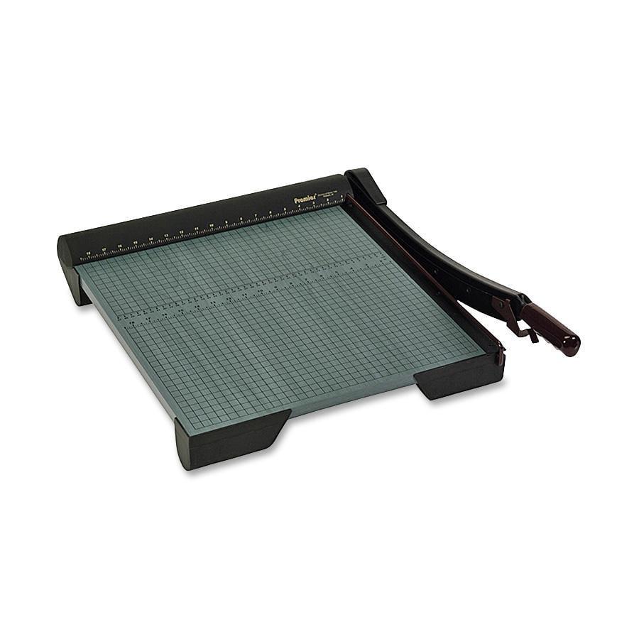 Martin Yale Premier Heavy-Duty Wood Board Paper Trimmer