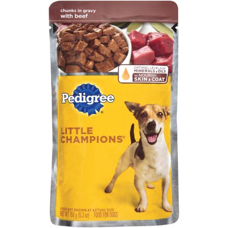 Where Is Pedigree Little Champions Dog Food Made