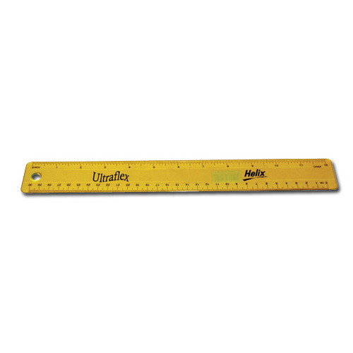 MAPED HELIX USA 37459 ULTRA FLEX RULER INCH/METRIC 12 INCH