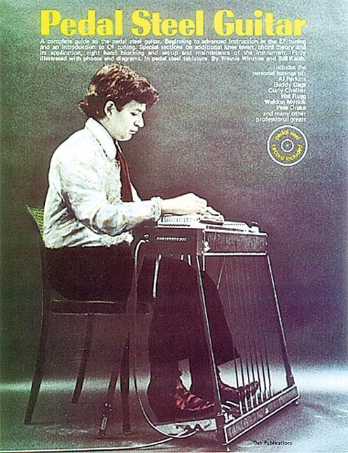 Pedal Steel Guitar (Other) by