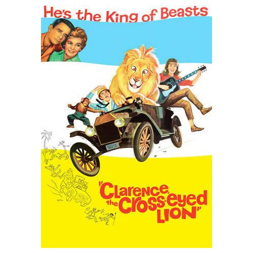 Clarence, the Cross-Eyed Lion (1965)
