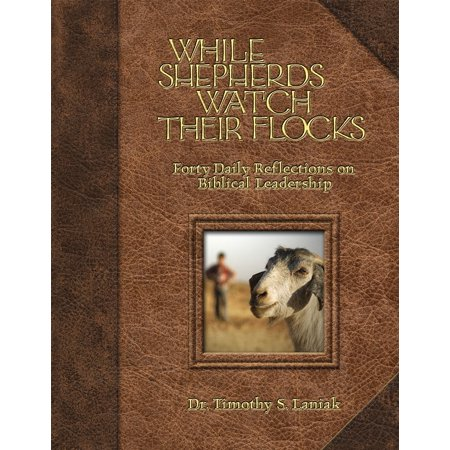 While Shepherds Watch Their Flocks - eBook