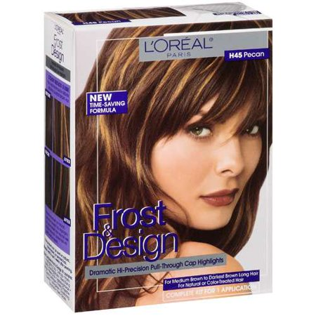 Loreal Loreal Frost Design Dramatic Hi Precision Pull Through Cap