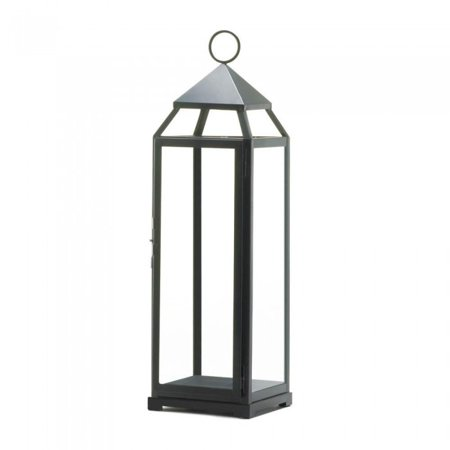 Extra Large Lanterns (EXTRA TALL BLACK CONTEMPORARY)