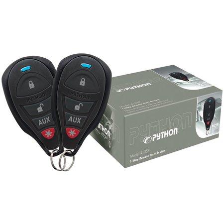 Python(R) 4105P 4105P 1-Way Remote-Start System with .25-Mile Range & 2 Remotes - image 1 de 1