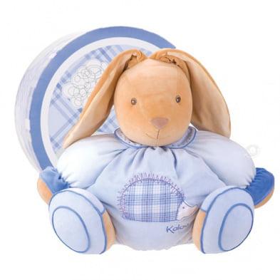 Kaloo Blue Chubby Rabbit (Kaloo Doudou Rabbit)