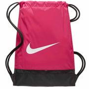 Nike BA5338-666: Brasilia Unisex Rush Pink / Black  Gymsack