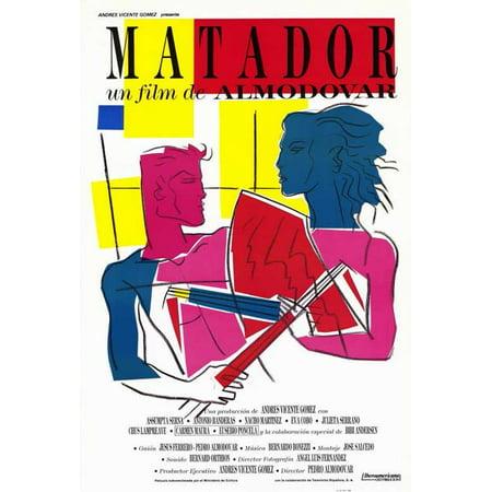 Matador - movie POSTER (Style A) (27