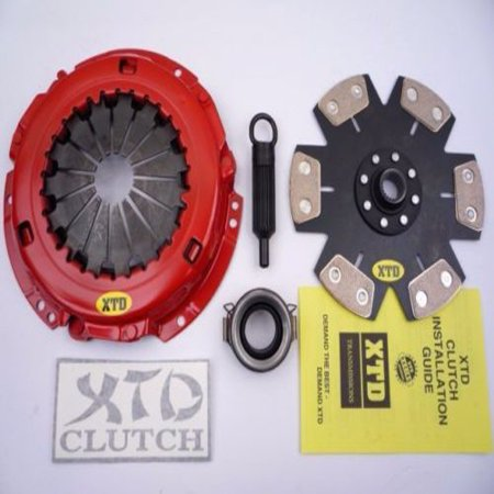 XTD STAGE 1 CLUTCH KIT fits 2012-2017 SUBARU BRZ SCION FRS TOYOTA 86 2.0L