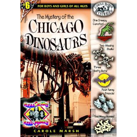 Real Kids! Real Places! (Paperback): The Mystery of the Missing Dinosaurs (Paperback) (Dinosaur Place Coupons)