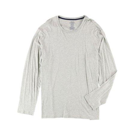 b4a9fb9555 Ralph Lauren - Ralph Lauren Mens Supreme Comfort Pajama Sleep T-shirt -  Walmart.com