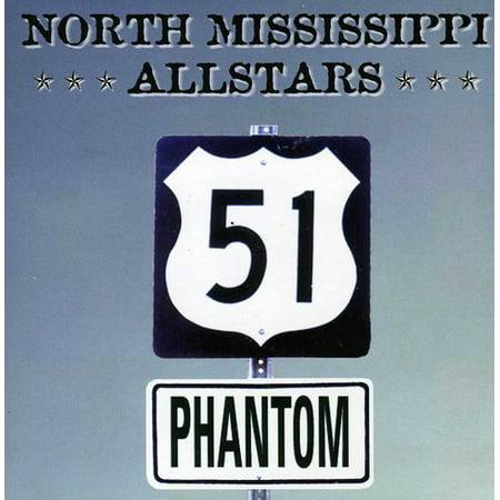 51 Phantom (CD)