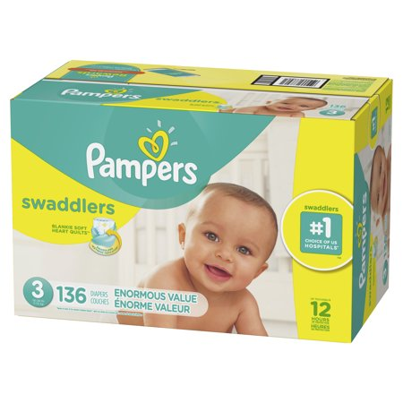 Diaper Wreaths (Pampers Swaddlers Diapers (Choose Size and)