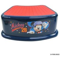 "Disney Mickey Mouse ""All Star"" Step Stool"