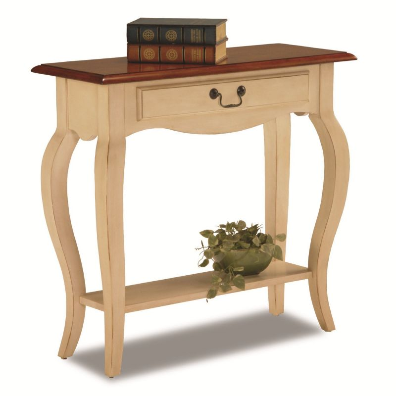 Leick 9022 Favorite Finds Console Entry Table by Leick