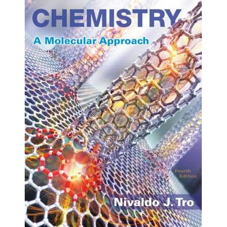 Chemistry : A Molecular Approach (Chemistry A Molecular Approach By Tro 4th Edition)