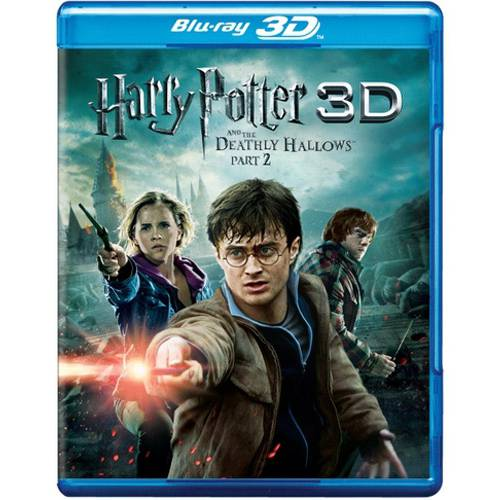 Harry Potter And The Deathly Hallows, Part 2 (3D Blu-ray) (Widescreen)