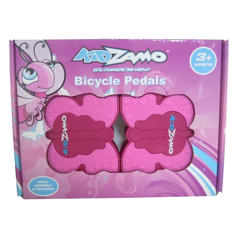 Kidzamo Pedals Kidzamo Juvenile Plastic 1//2 Pk Lucille