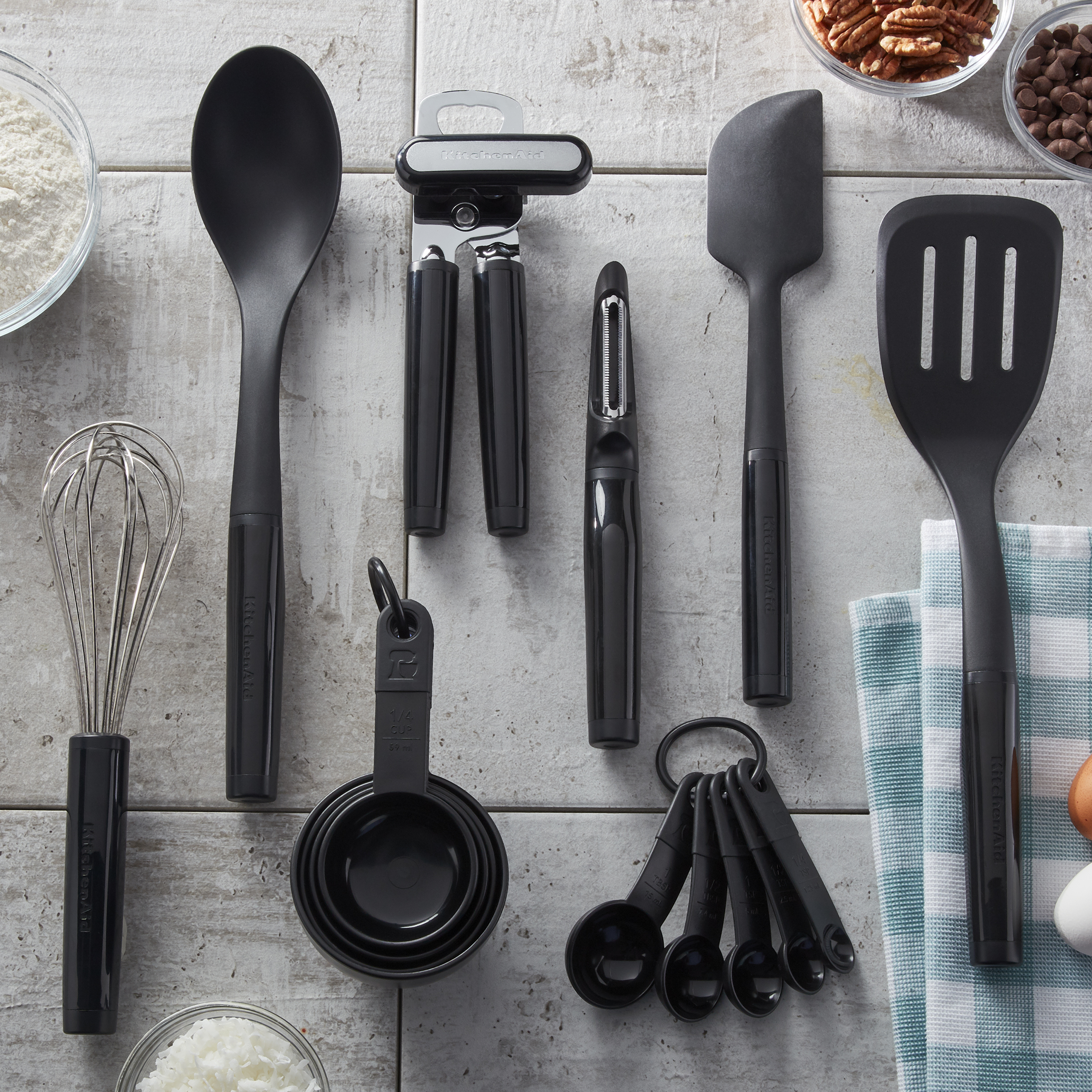 Kitchenaid Gadget Set, 15 Piece