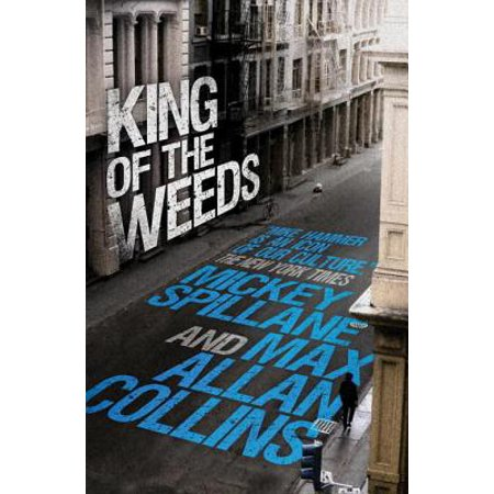 Mike Hammer: King of the Weeds - eBook