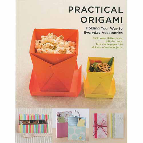 Random House, Practical Origami: Folding Your Way to Everyday Accessories