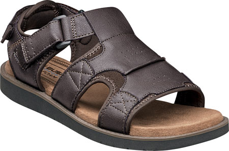 Men's Nunn Bush Boardwalk Fisherman Sandal by