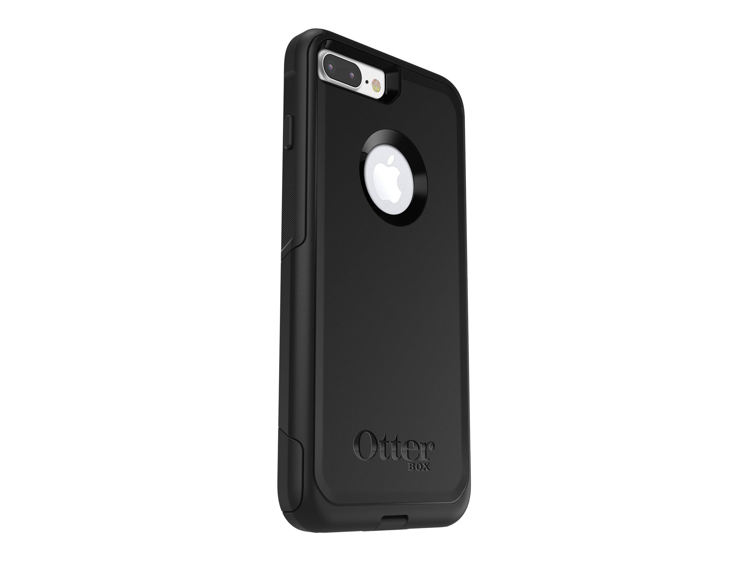 Otterbox Commuter Series Case For Apple Iphone 7 Plus Black Walmart Com Walmart Com