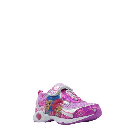 Shimmer and Shine Toddler Girls' Lighted Athletic Shoe
