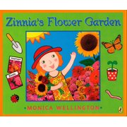 Zinnia's Flower Garden - eBook