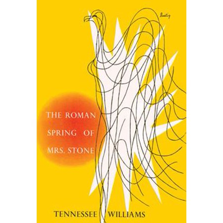 The Roman Spring of Mrs. Stone (New Directions Bibelot) - eBook