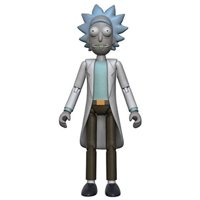 FUNKO 5 ARTICULATED ACTION FIGURE: RICK & MORTY - FUNKO 5 ARTICULATED ACTION FIGURE: RICK & MORTY -
