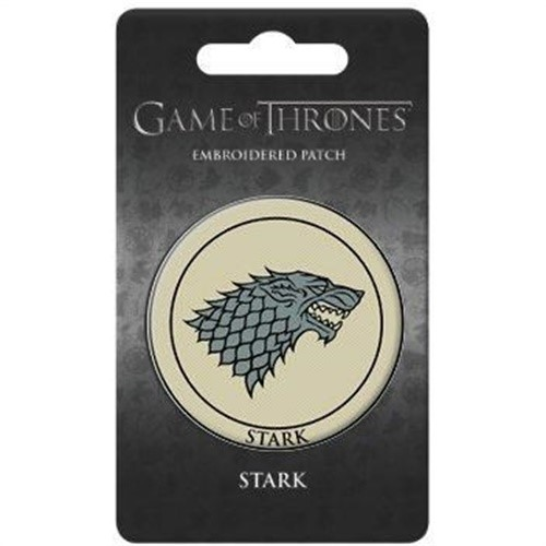 Game of Thrones Stark House Crest Patch