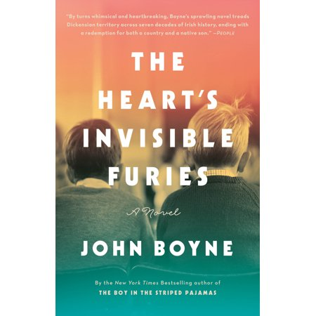The Heart's Invisible Furies : A Novel (Furla Heart)