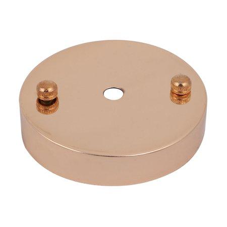 Special Bargain Accessory Kit - Unique Bargains Ceiling Light Plate Kit Straight Edge Disc Chassis Base Pendant Accessories