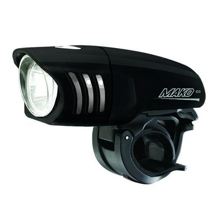NiteRider 100 Headlight By MAKO - Niterider Mako 100 Headlight