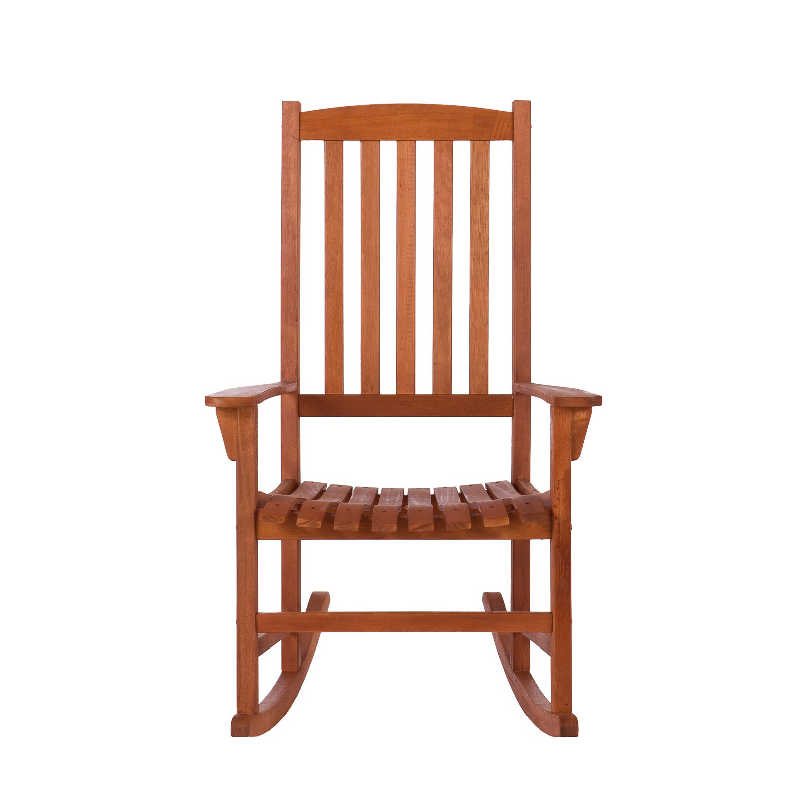 Southern Enterprises Eucalyptus Porch Rocker