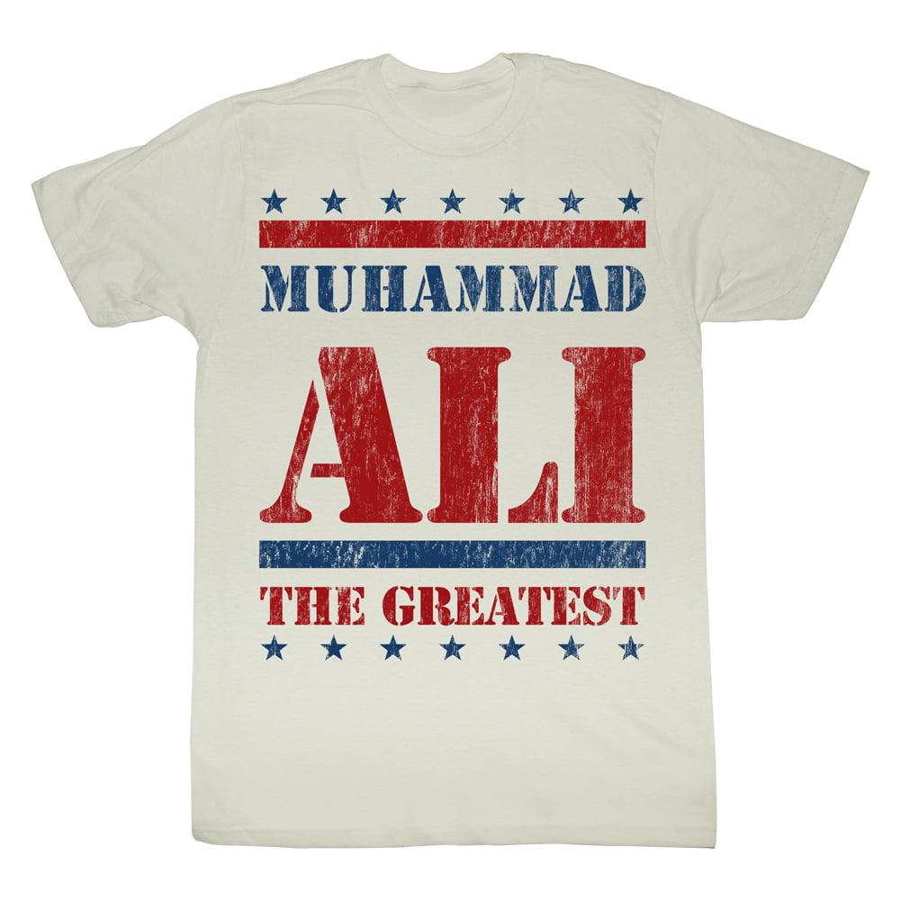 Muhammad Ali Stars&Stars&Stars Adult T-Shirt Tee - image 1 de 1