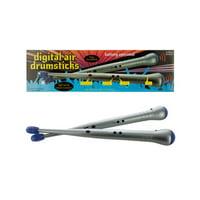 Bulk Buys OC872-4 Digital Air Drumsticks