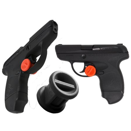 Egrip Electronic Trigger (Garrison Grip ONE Micro Trigger Stop Holsters Fits Taurus Spectrum 380 16mm Black )