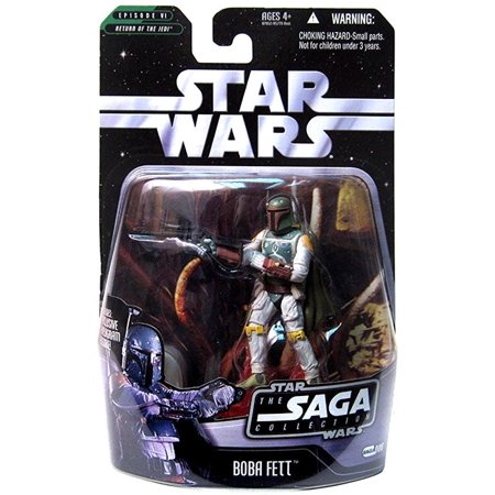 Star Wars Saga Collection Boba Fett Action Figure #006