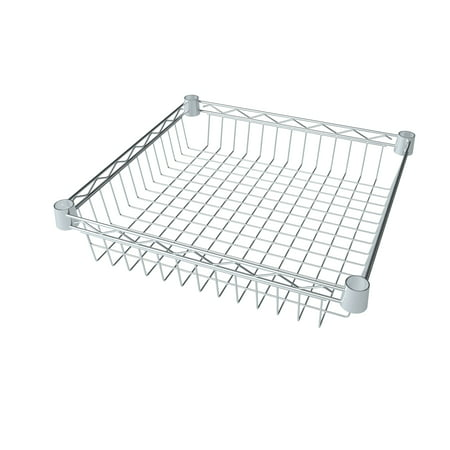 HSS Wire Shelving Extra Wire Basket 16