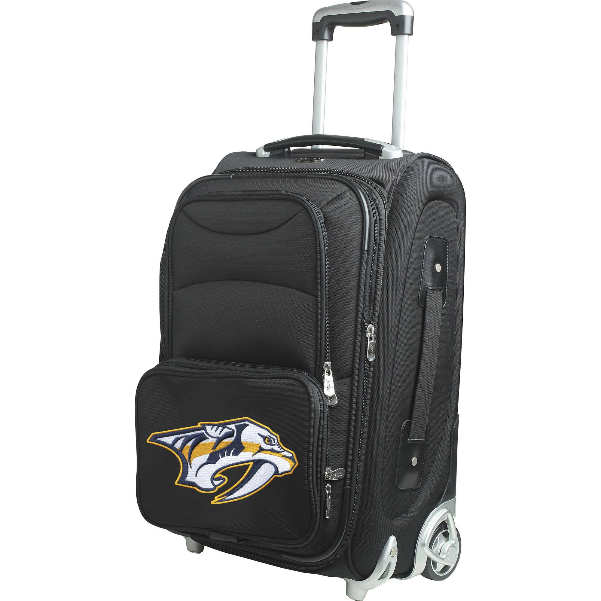 "Denco NHL 21"" Carry-On, Nashville Predators"