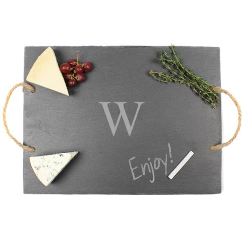 Personalized Slate Serving Board Y