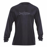 Flying Fisherman Tarpon Long Sleeve Performance Tee (Two Colors Available)