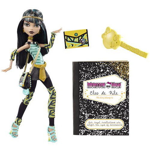 Monster High Cleo De Nile Doll