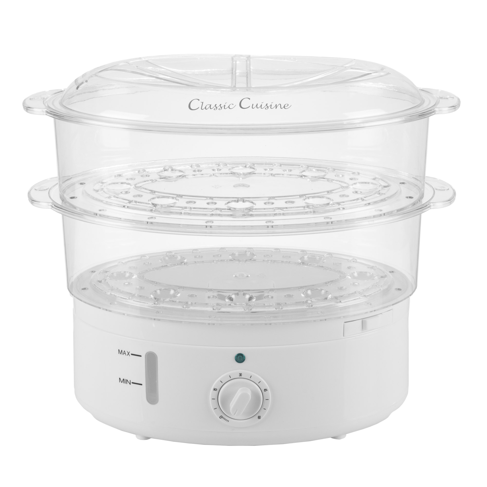 Vegetable Steamer Rice Cooker 63 Quart Electric Steam