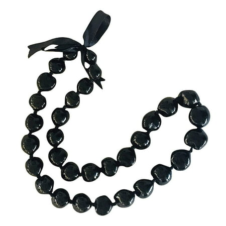 da Hawaiian Store Kukui Nut Necklace Lei (various - Hawaiian Lei Company